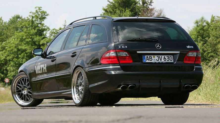 VÄTH V63 RS Package for Mercedes E63 AMG Wagon W211