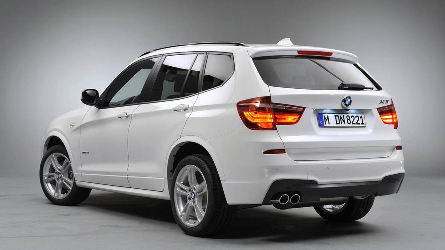 BMW X3 M to feature tri-turbocharged engine - report