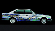 Matazo Kayama (J) 1990 BMW 535i art car - 1600