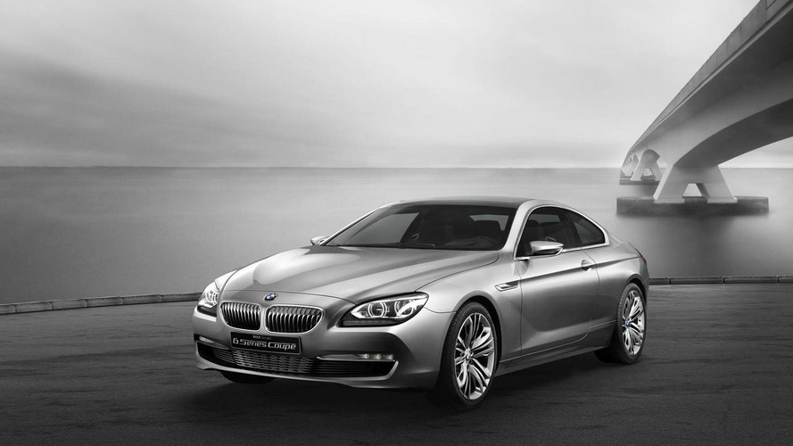 BMW Concept 6 Series Coupé revealed