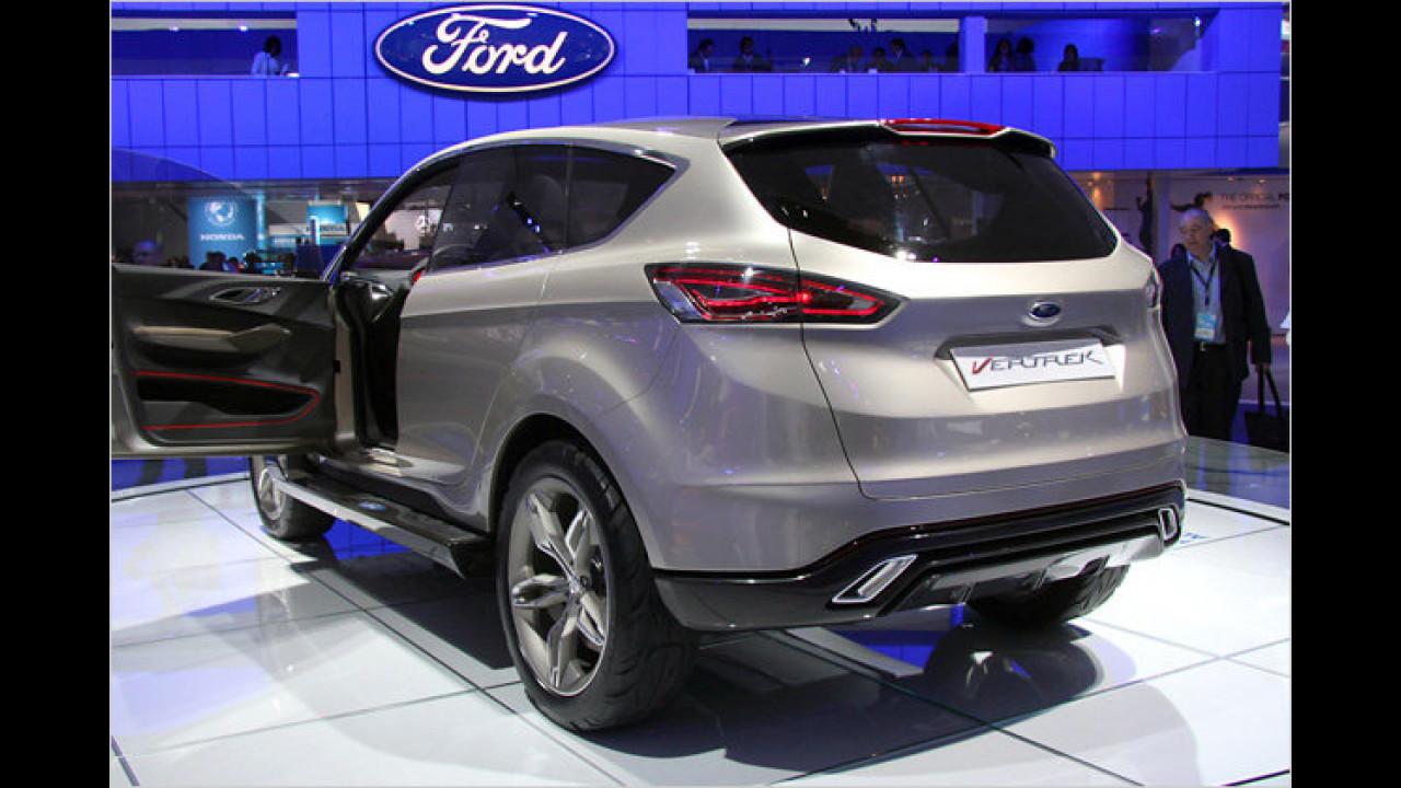 Ford Vertrak