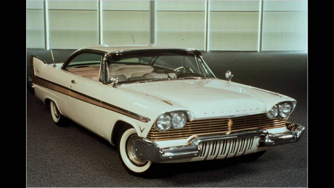 Plymouth Fury '58 (Christine)
