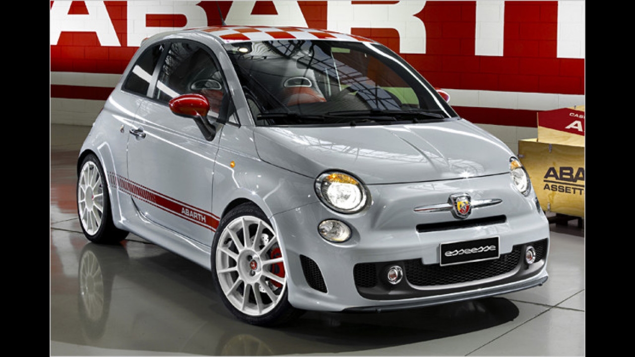 Abarth in Essen