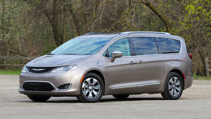 All Chrysler Pacifica Hybrids Recalled In Canada And The U.S.