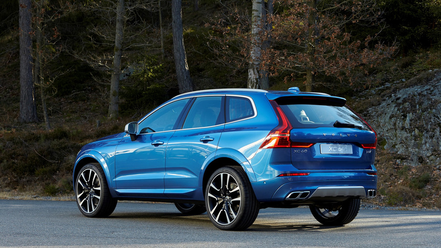 2018 volvo new xc60. interesting xc60 set to go up against the likes of audi q5 bmw x3 and jaguar fpace volvou0027s  new xc60 sits on same spa platform as bigger models from u201c90u201d  and 2018 volvo xc60