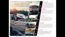 Ford GT modes infographic