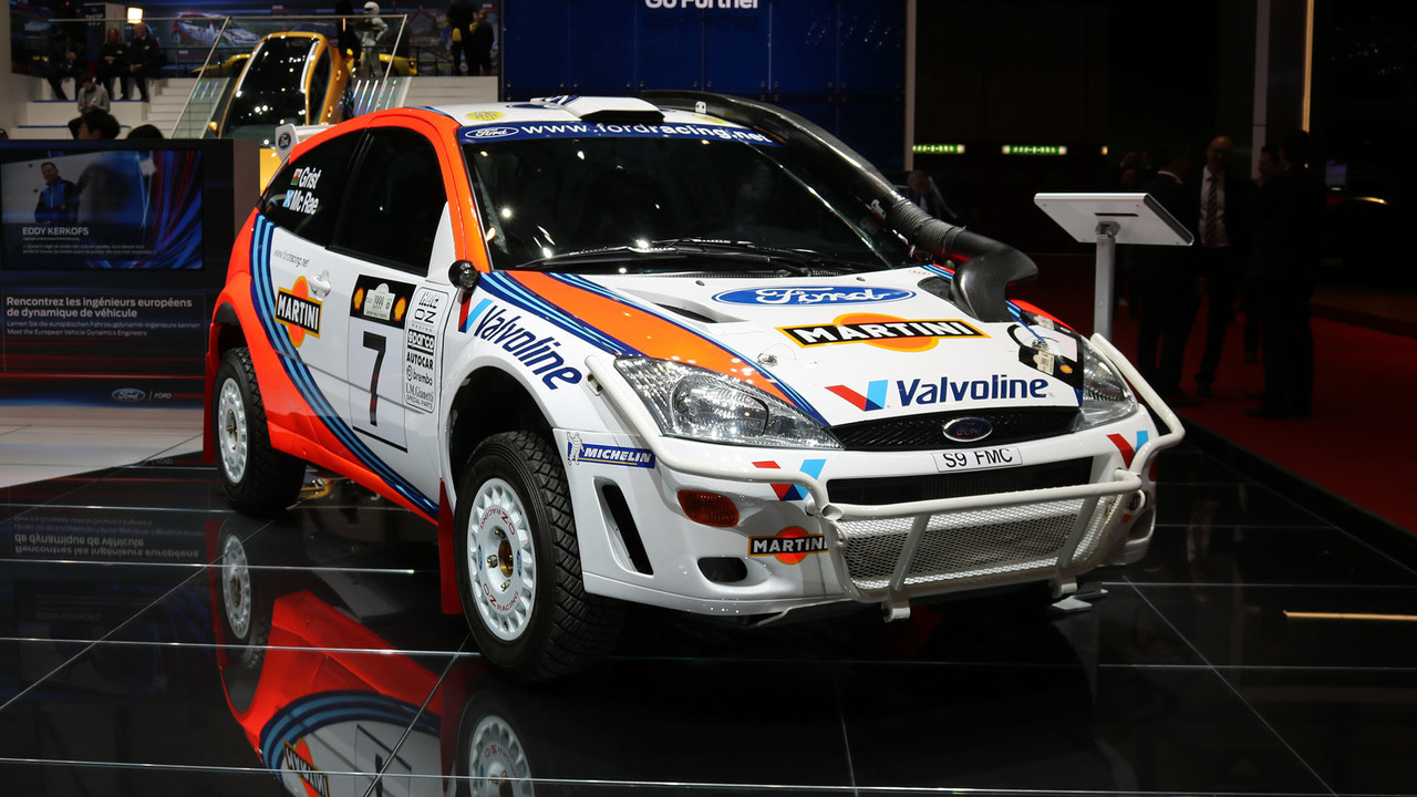 Ford Focus RS Rally