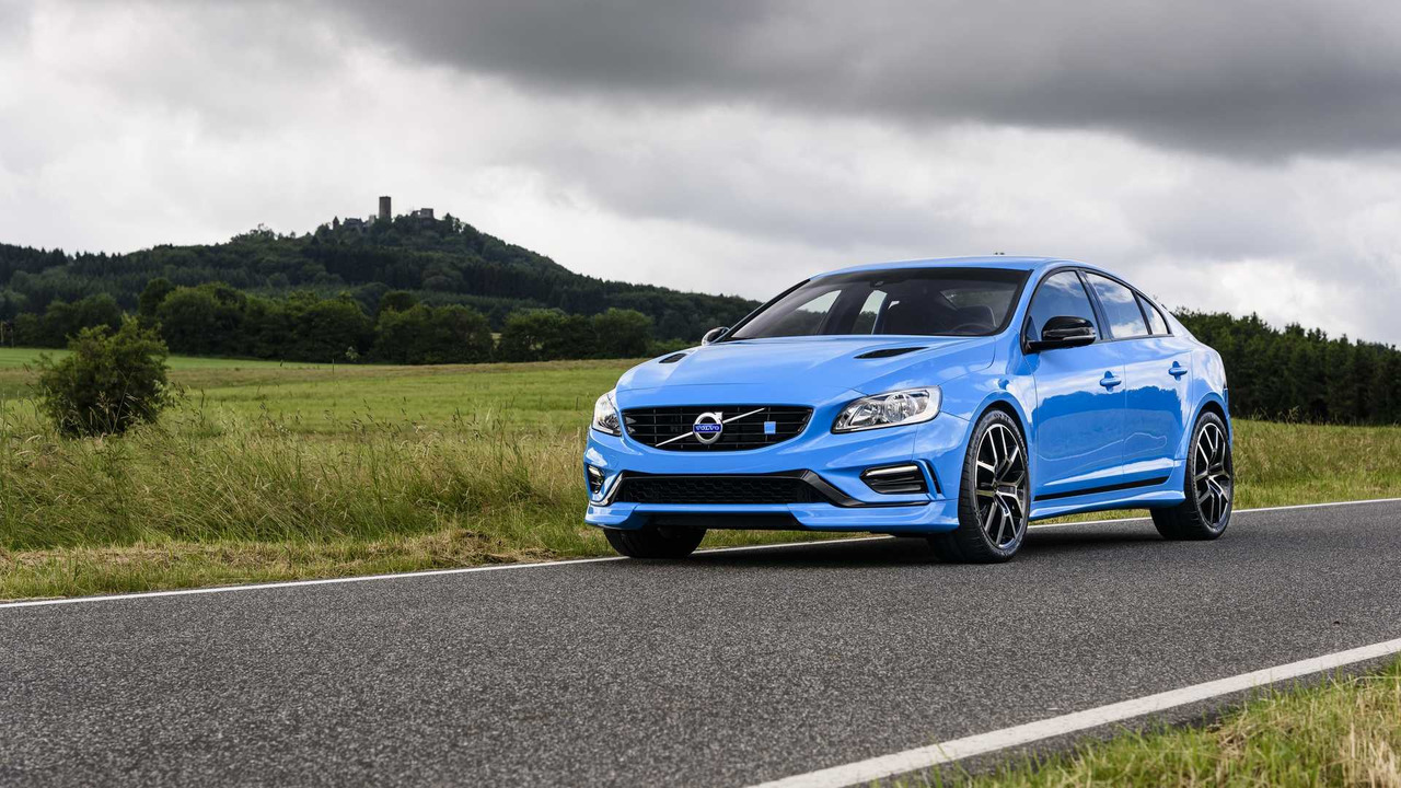 2019 Volvo S60: Everything We Know