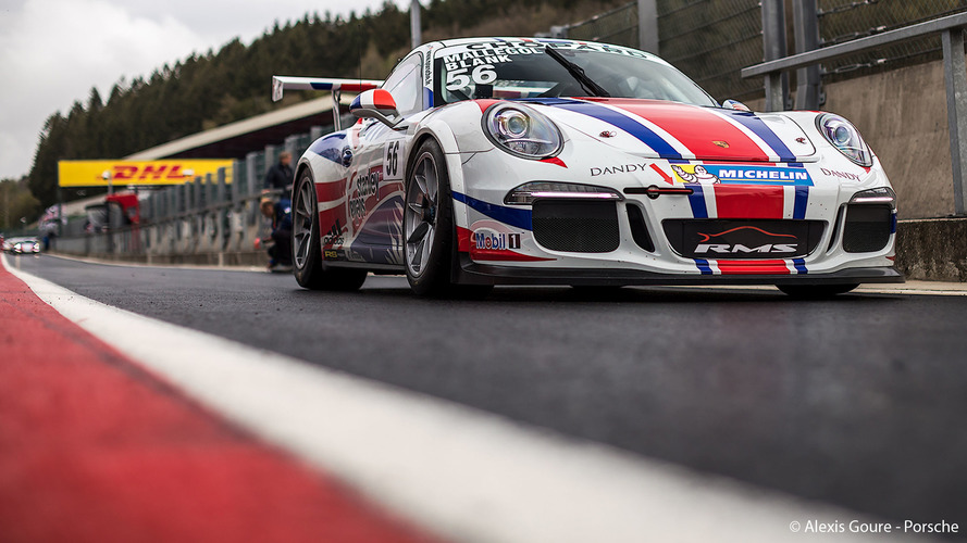 Porsche - Retrouvez nos photos de la Carrera Cup à Spa