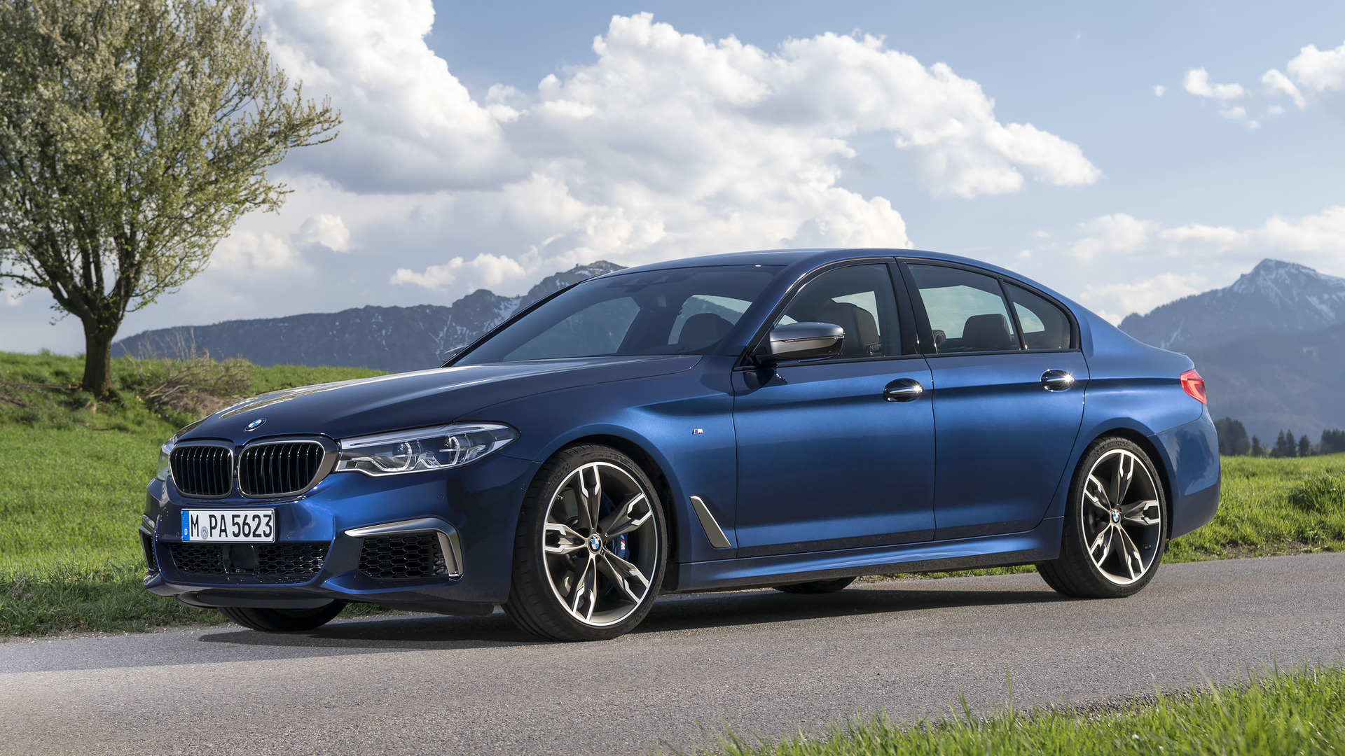 2018 Bmw M550i First Drive Five For Fighting