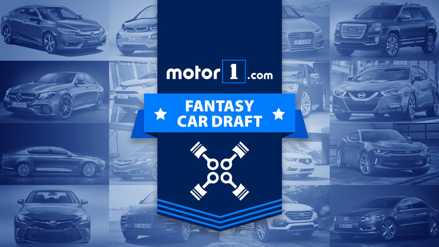 Vote On The Motor1.com Fantasy Car Draft