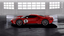 2018 Ford GT '67 Heritage Edition