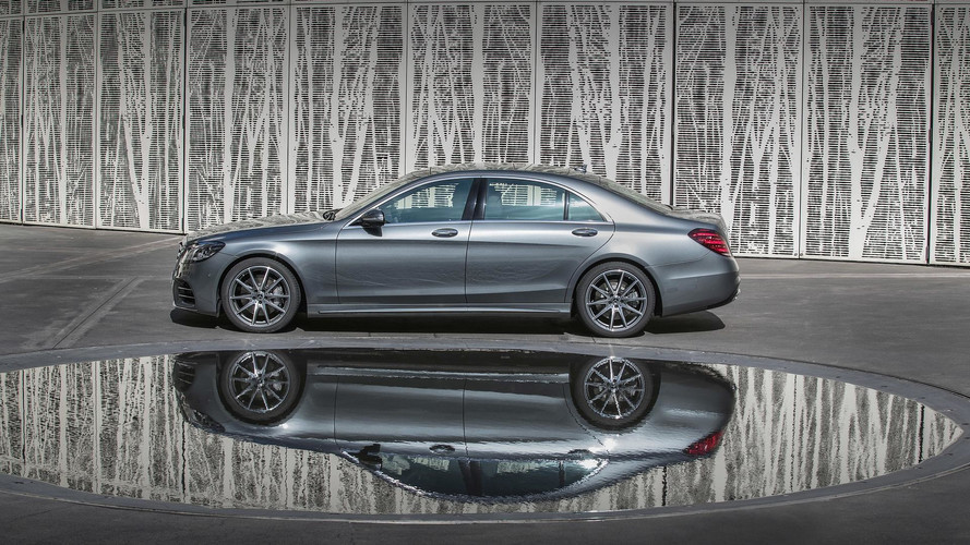 Mercedes Planning The S-Class Of Electric Vehicles For 2020 Launch