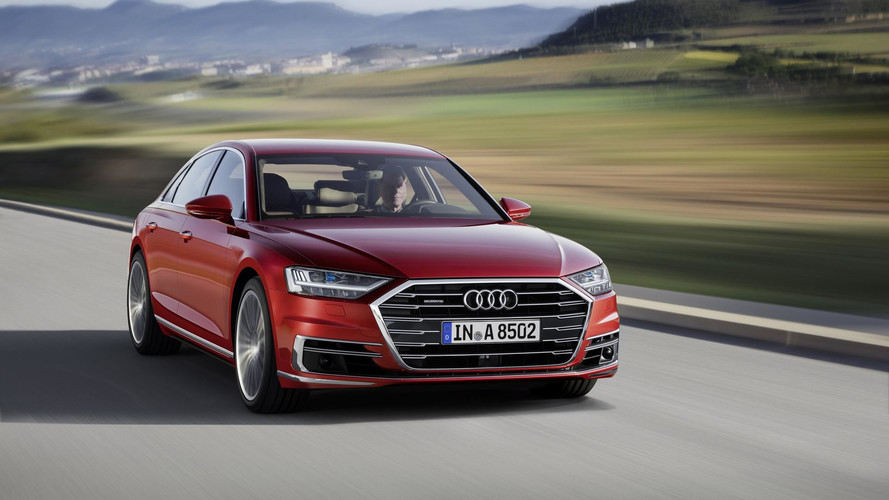 Cheapest 2019 Audi A8 Money Can Buy Costs $83,800 In The U.S.