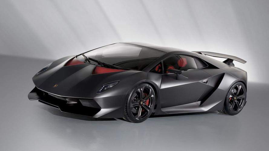 Lamborghini Ultra-Exclusive Supercar In The Works With New Tech