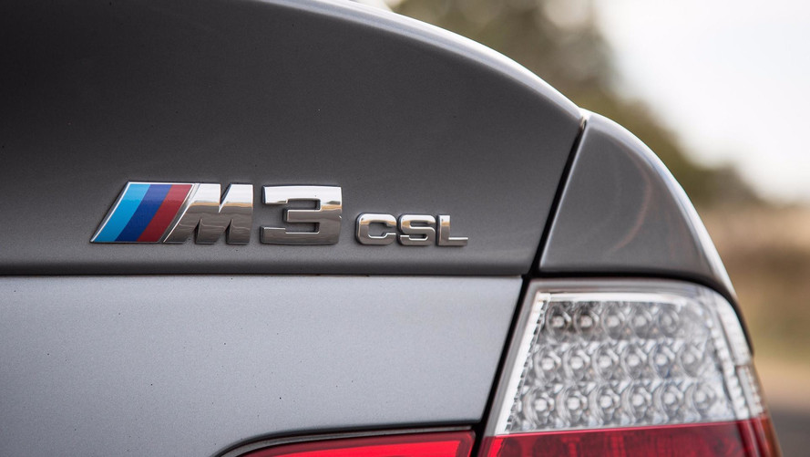 BMW Resurrecting CSL Nameplate To Replace GTS