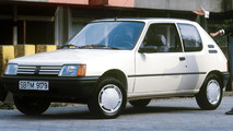 Peugeot 205 Three-Door