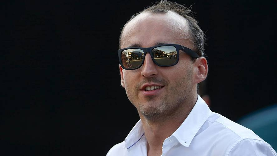 Williams Denies Kubica's 2018 Deal Is Done