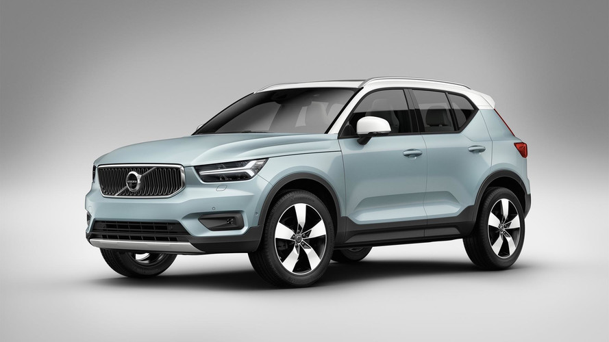 XC40 Provides Building Blocks For Future Small Volvos