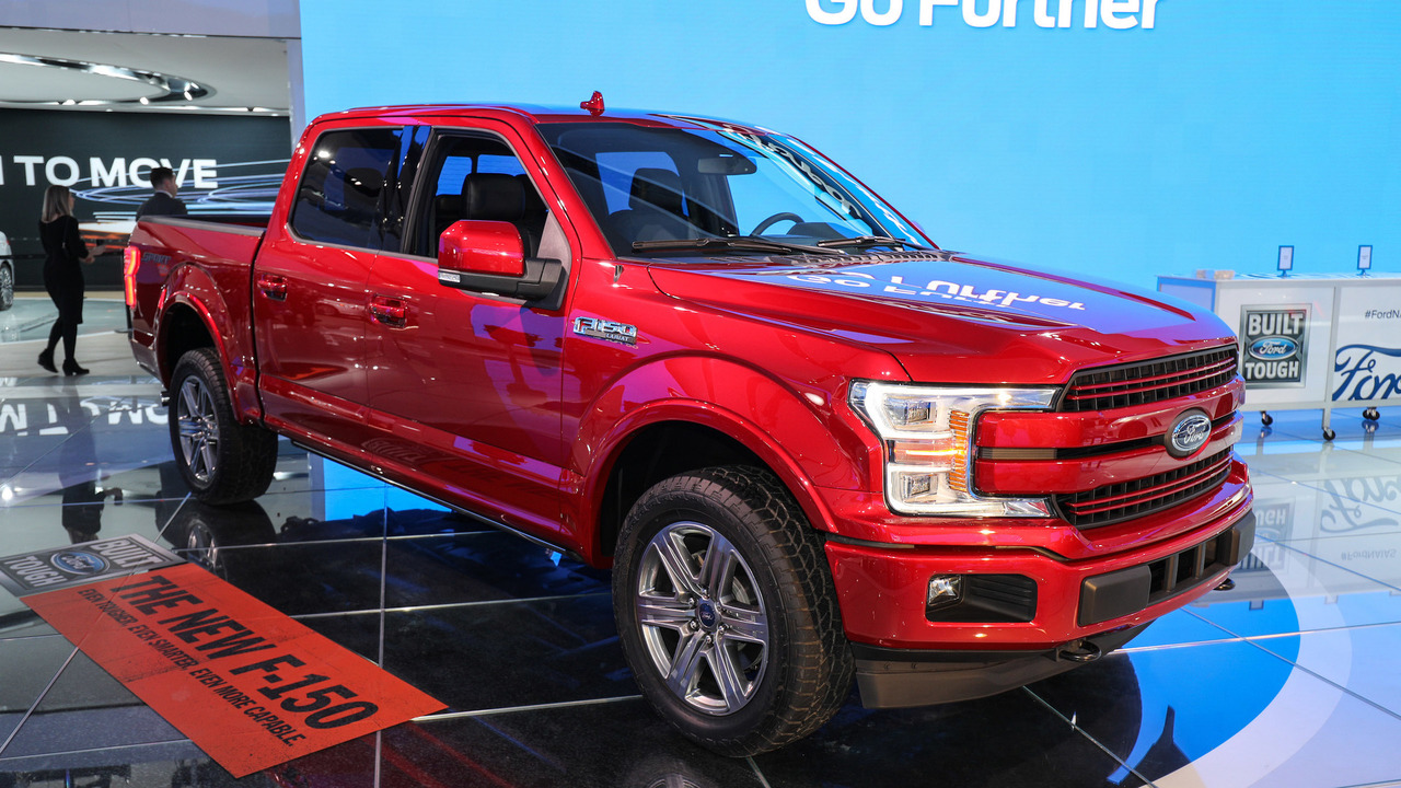 2018 Ford F-150 Is $270 More Than 2017 Model