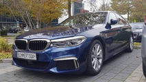 2017 BMW M550i xDrive real images