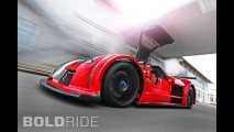 2M Designs Gumpert Apollo IronCar