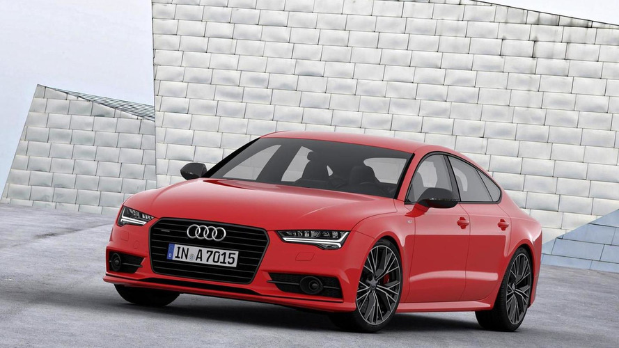 Audi celebrates 25 years of TDI with A7 Sportback 3.0 TDI competition