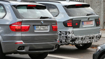 2011 BMW X5 Facelift Spied Once Again
