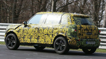 MINI Crossman SUV spy photo