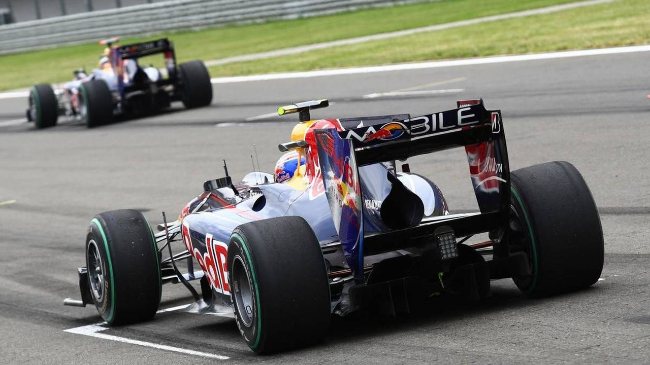 Mark Webber (AUS), Red Bull Racing and Sebastian Vettel (GER), Red Bull Racing - Formula 1 World Championship, Rd 7, Turkish Grand Prix
