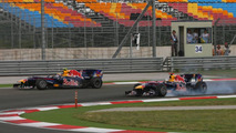 F1 needs new approach to team orders - Horner