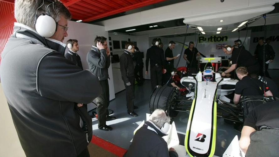 Brawn GP diffuser design disputed