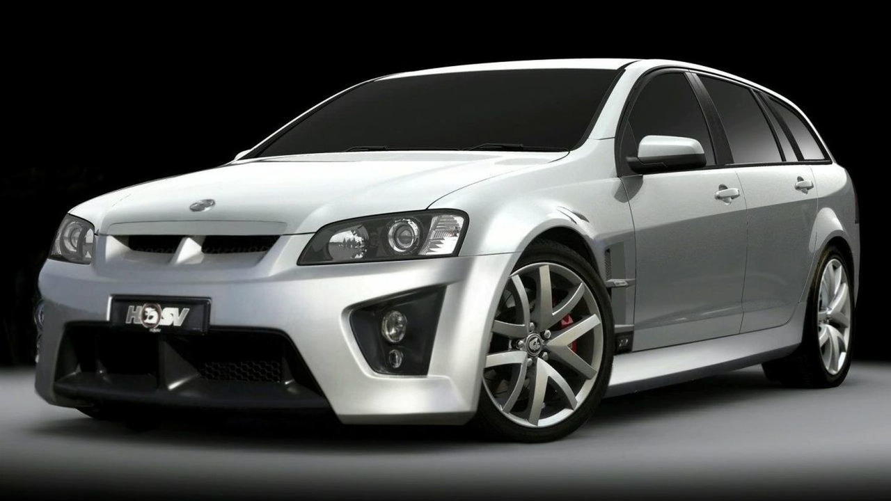 Holden HSV R8 Tourer
