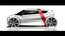 Audi Urban City Concept - Gli sketch