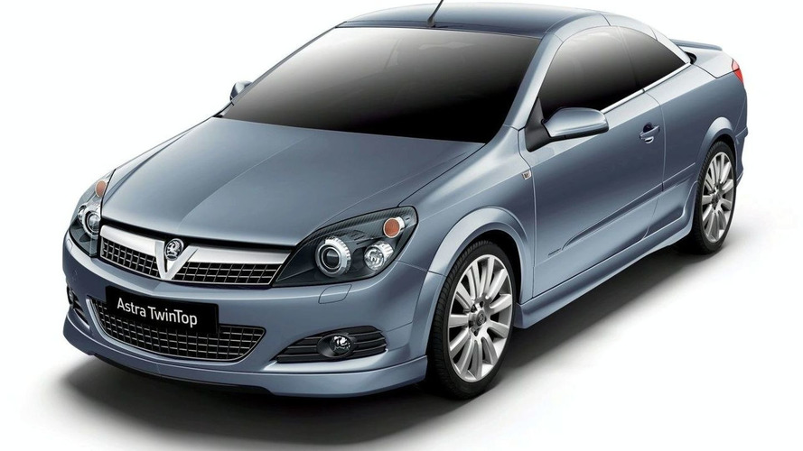 VXR Styling Kit for Vauxhall Astra TwinTop (UK)