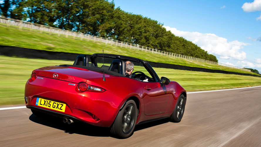 2017 Mazda MX-5 Review