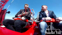 Ferrari Roller Coaster Güvercin Video