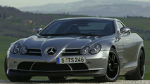 New Mercedes-Benz SLR '722 Edition'