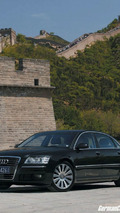 Audi Introduces 12-cylinder A8 to Chinese Market