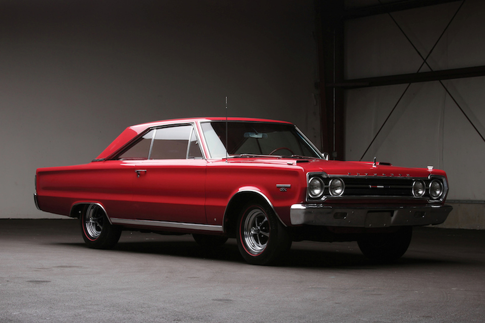 The 1967 Plymouth GTX: Raw Power In a Refined Package