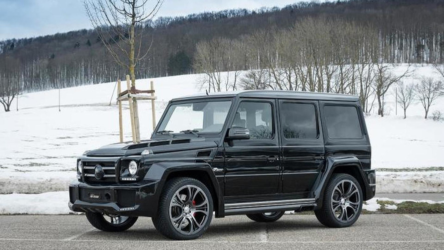 Mercedes-Benz G55 & G63 AMG tuned by FAB Design