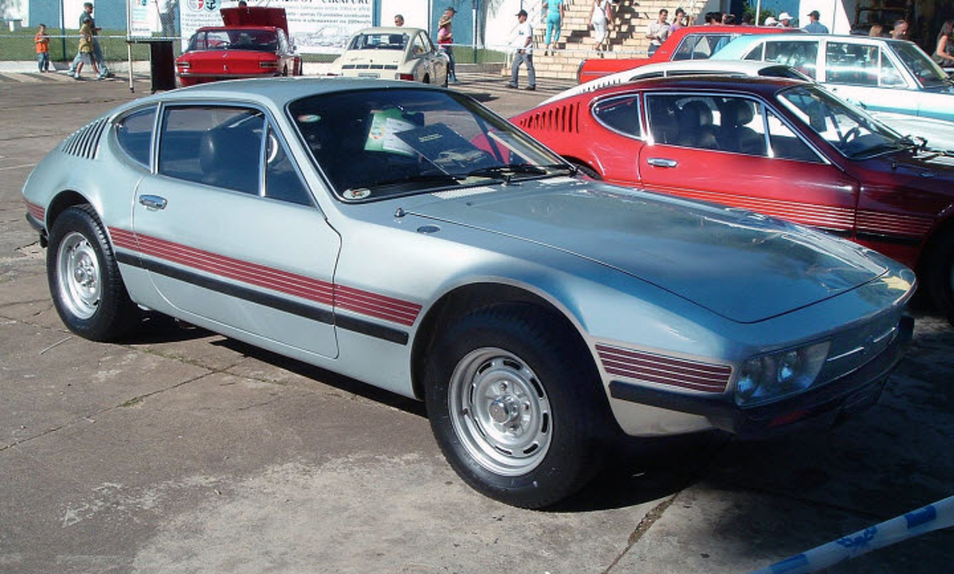 World Cup 2014: Brazil\'s 5 Coolest Classic Cars