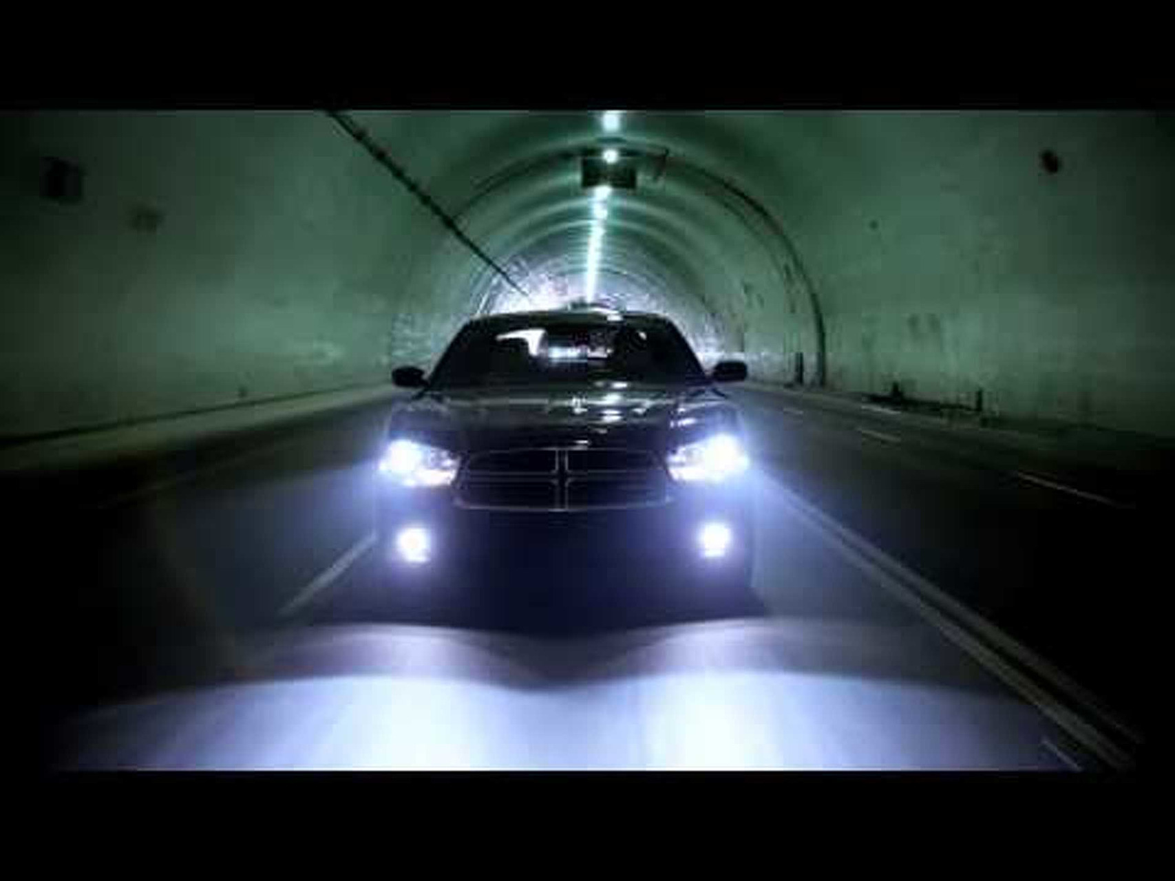 2011 Dodge Charger Commercial  