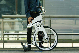 The Gi FlyBike is the Foldable e-Bike Built for the City