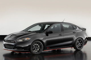 Goes Like Hell: Dodge Gives the Dart a GLH Makeover