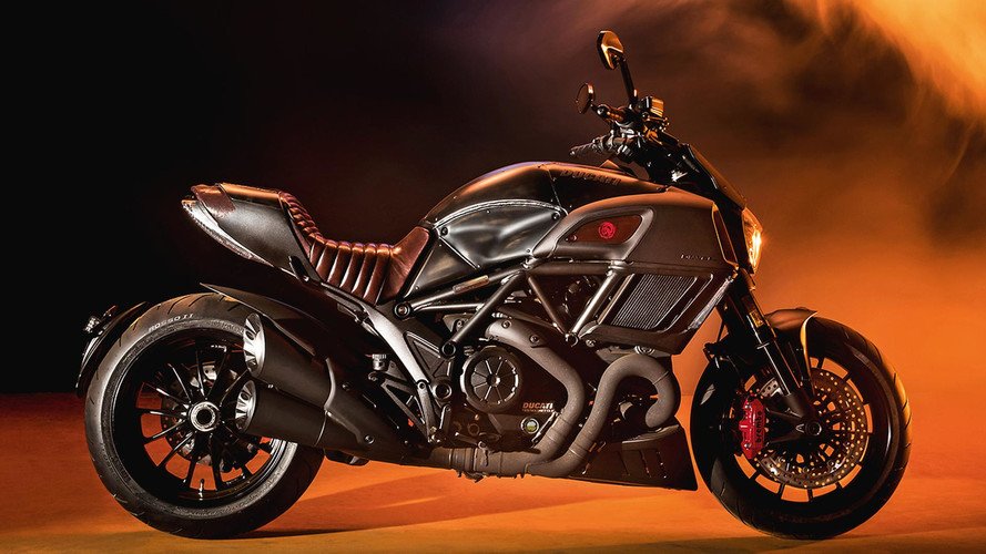 Ducati Teams With Diesel To Produce Post-Apocalyptic Diavel