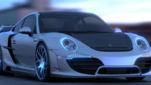 Porsche 911 Attack by Anibal Automotive Design, 1600, 05.11.2012