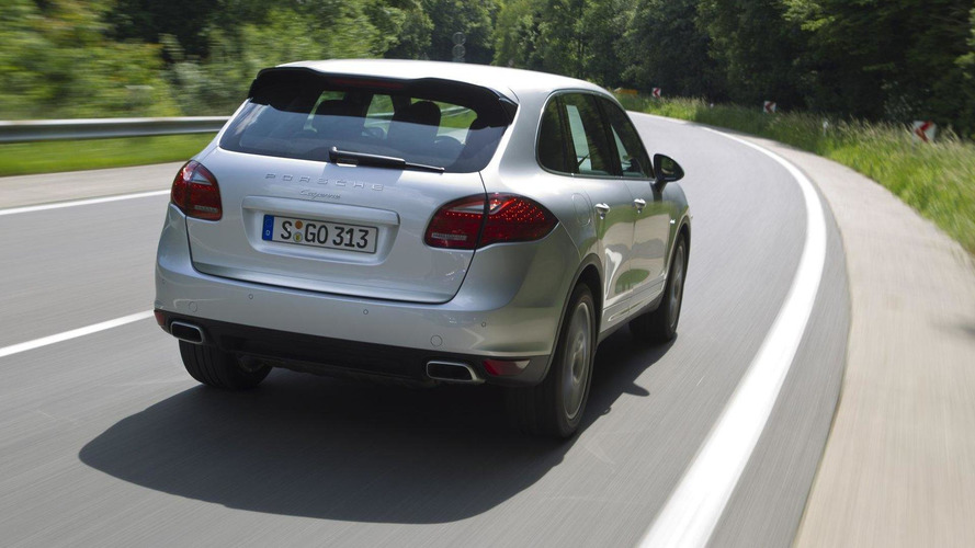 2013 Porsche Cayenne Diesel announced for U.S.