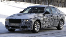 2013 BMW 3-series GT prototype spy photo