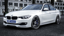 JMS tunes the BMW 3-Series